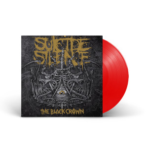 Suicide Silence - The Black Crown (Re-issue 2018) Red LP