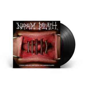 Napalm Death - Coded Smears 2 LP
