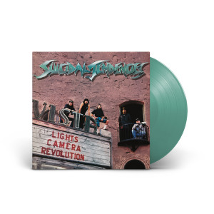 Suicidal Tendencies - Lights…Camera…Revolution! Transparent Green LP