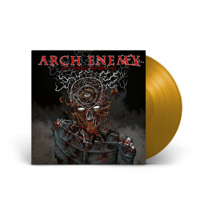 Arch Enemy - Covered In Blood Gold LP