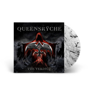Queensryche - The Verdict Clear Smoke LP