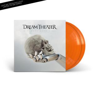 Dream Theater - Distance Over Time Translucent Orange 2LP