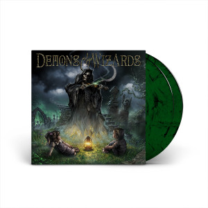 Demons & Wizards - Demons & Wizards (Remasters 2019) Smoke Green 2 LP