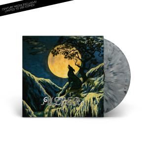 Ulver - Nattens Madrigal - Aatte Hymne Til Ulven I Manden (Re-issue 2019) Grey & Black Limited Edition LP