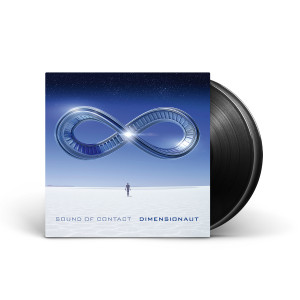 Sound of Contact - Dimensionaut (Re-issue 2019) - Black 2LP