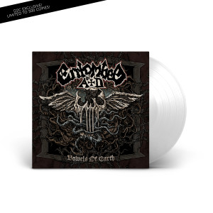 Entombed A.D. - Bowels of Earth Limited Edition Clear LP + CD & Poster
