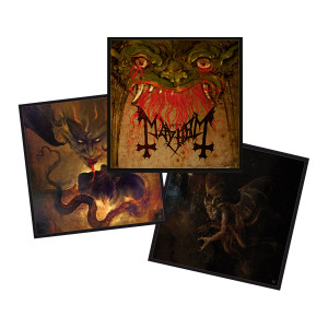 Mayhem - Daemon Box Set