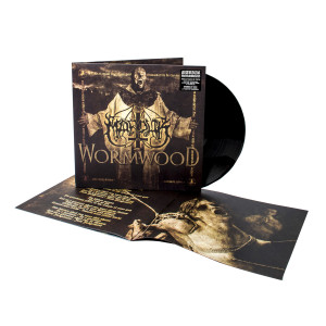 Marduk - Wormwood (Reissue 2020) LP Gatefold Sleeve