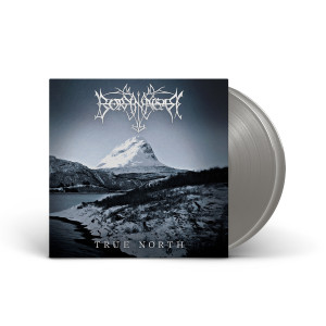 Borknagar - True North Metallic Silver 2 LP