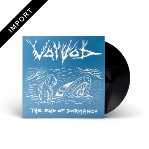 Voivod - The End of Dormancy EP Black Vinyl LP + Digital Download