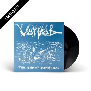 Voivod - The End of Dormancy EP Black Vinyl LP + Digital Download