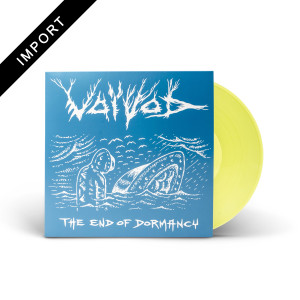 Voivod - The End Of Dormancy EP Neon Yellow Vinyl LP + Digital Download