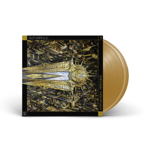 Imperial Triumphant - Alphaville Grand Central Gold Vinyl 2 LP + Poster + Digital Download