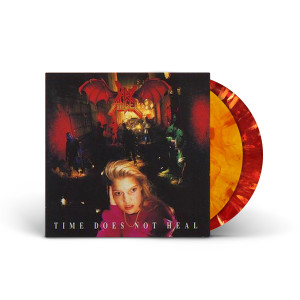 Dark Angel - Time Does Not Heal Orange/Red Swirl & Red/Orange Swirl 2 LP