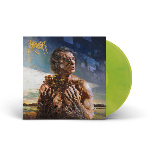 Havok - V Green Vinyl LP