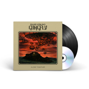Rikard Sjöblom's Gungfly - Alone Together Gatefold Black LP+CD + Digital Album Download