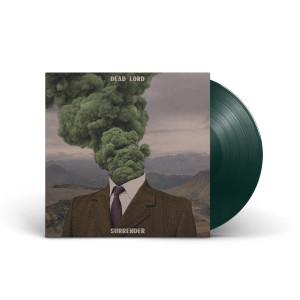 Dead Lord - Surrender Dark Green Vinyl Standard Jacket + Digital Album Download