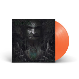 Finntroll - Vredesvävd Orange Crush Vinyl LP + Digital Download
