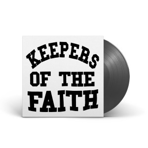 Terror - Keepers Of The Faith - 10th Anniversary Reissue Black Ice Translucent LP