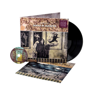 Jakko M Jakszyk  - Secrets & Lies Black LP + CD + Digital Download
