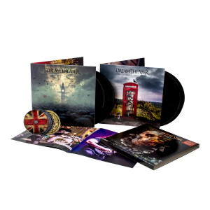 Dream Theater - Distant Memories - Live in London Ltd. Black 4LP+3CD Box Set