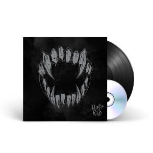 GHØSTKID - GHØSTKID Black Vinyl LP + CD