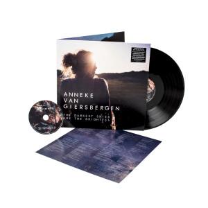 Anneke van Giersbergen - The Darkest Skies Are The Brightest Black Vinyl LP