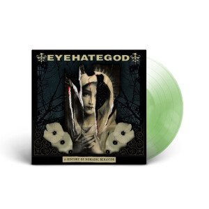 EYEHATEGOD - A History of Nomadic Behavior Glow In The Dark Vinyl LP + Digital Download