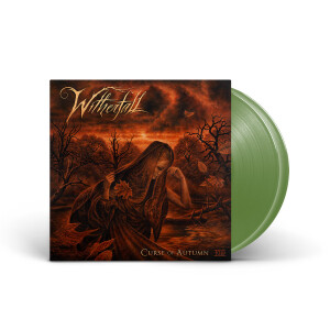 Witherfall - Curse of Autumn Fall Forest Green Vinyl 2LP + Digital Download