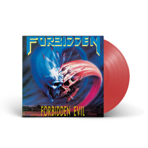 Forbidden - Forbidden Evil Red Vinyl LP