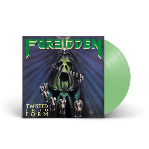 Forbidden - Twisted Into Form Green Vinyl LP