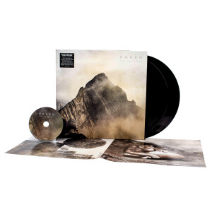 Haken - The Mountain (Vinyl Re-issue 2021) Black Vinyl 2LP + CD