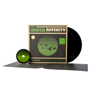 Haken - Affinity (Vinyl Re-issue 2021) Black Vinyl 2LP + CD