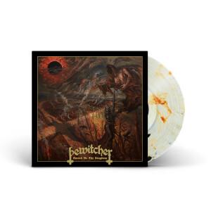 Bewitcher - Cursed Be Thy Kingdom Clear, Orange, Black Burst Vinyl LP + Digital Download