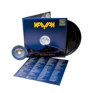 Kayak - Out Of This World Black Vinyl 2LP + CD + Digital Download