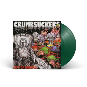 Crumbsuckers - Life of Dreams Green Vinyl LP