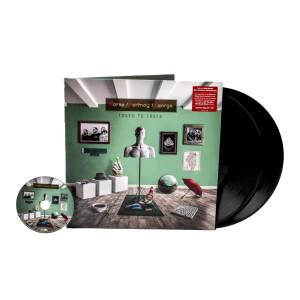 Morse/Portnoy/George - Cover to Cover (re-mastered 2020) Black Vinyl 2LP + CD