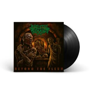 Skeletal Remains - Beyond The Flesh (Re-issue) Black Vinyl LP