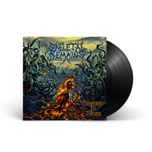 Skeletal Remains - Condemned To Misery (Re-issue 2021) Black Vinyl LP