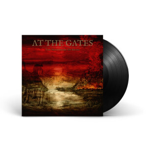 At The Gates - The Nightmare of Being Black Vinyl LP + Digital Download