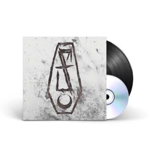Lorna Shore - Flesh Coffin (Re-issue 2021) Black Vinyl LP + CD