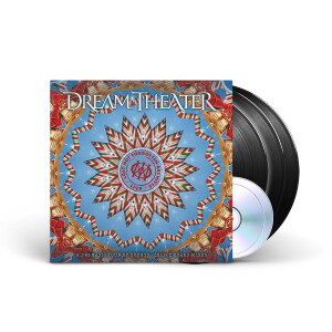 Dream Theater - Lost Not Forgotten Archives: A Dramatic Tour of Events - Select Board Mixes Black 3LP + 2CD + Digital Download