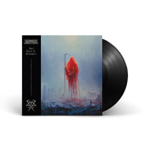Lorna Shore - ...And I Return To Nothingness Black Vinyl LP with Etching on Side B + Digital Download