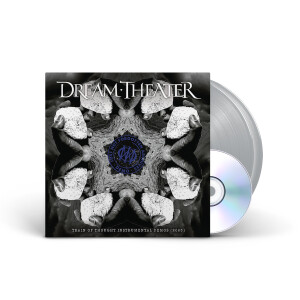 Dream Theater - Lost Not Forgotten Archives: Train of Thought Instrumental Demos (2003) Silver 2LP + CD + Digital Download