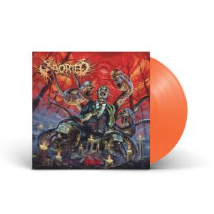 Aborted - Maniacult Orange LP + Digital Download