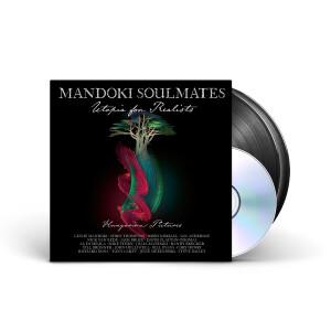 Mandoki Soulmates - Utopia For Realists: Hungarian Pictures Black 2LP + CD + Digital Download