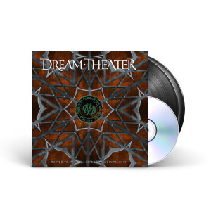 Dream Theater - Lost Not Forgotten Archives: Master of Puppets - Live in Barcelona, 2002 Black 2LP + CD + Digital Download