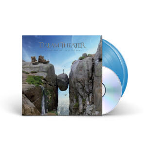 Dream Theater - A View From The Top Of The World Sky Blue 2LP + CD + Digital Download