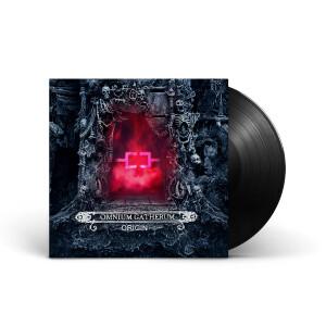 Omnium Gatherum - Origin Black LP + Digital Download