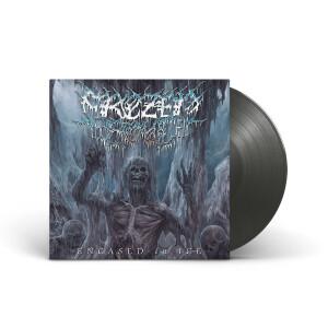 Frozen Soul - Encased In Ice Black Ice LP